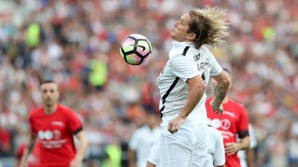 Салгадо: Радвам се, че стадионът беше пълен