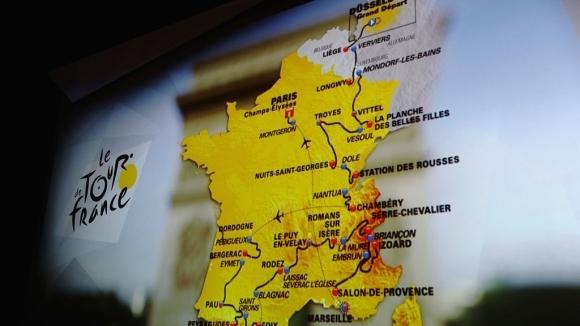 """Евроспорт ще излъчи за пръв път """"Тур дьо Франс"""" на живо от първата до последната секунда"""