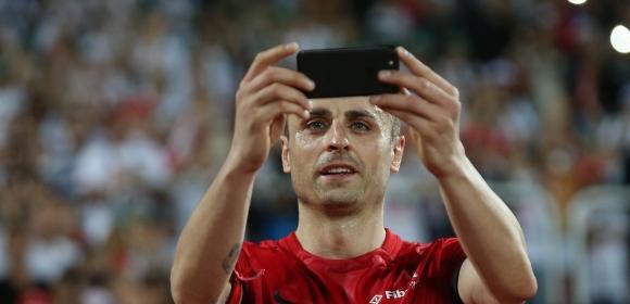 """Бербатов срещу Роналдиньо на """"Камп Ноу"""""""