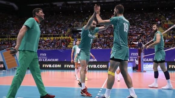 Ето какво трябва да се случи, за да играе България на финалите на Световната лига