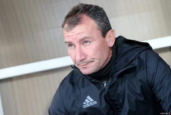 Белчев: Доволен съм от желанието и старанието на отбора