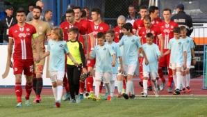 ЦСКА-София продаде трима футболисти
