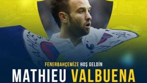 Валбуена ще играе в Турция
