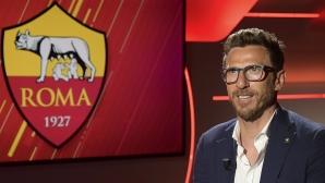 Официално: Ди Франческо е новият треньор на Рома