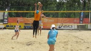 Първият турнир за смесени двойки от Beach Volley Mania 2017 предизвика голям интерес (видео + снимки)