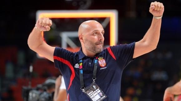 Сърбия с трио от НБА за ЕвроБаскет