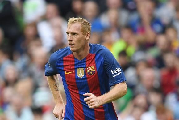 Защитник на Барселона си намери нов клуб