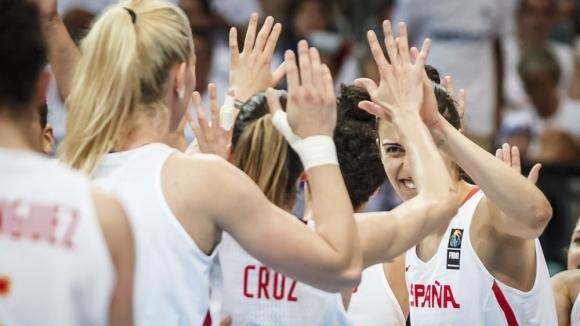 Испания и Франция допълниха полуфиналите на ЕвроБаскет