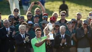 US Open има чисто нов шампион с рекордни резултат и печалба (видео)