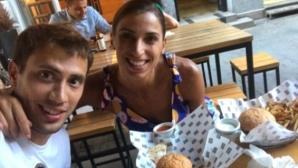 Супер Ели и Атанасийевич са новата влюбена волейболна двойка (снимки)