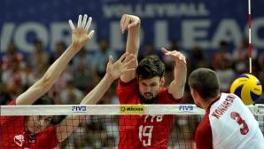 """""""Сборная"""" започва подготовка за финалите на Световната лига"""