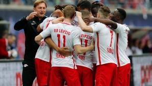 УЕФА допусна двата отбора на Ред Бул в Шампионската лига