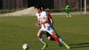 Освободен от ЦСКА-София подсилва тим от Първа лига