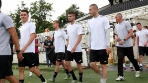 Славия договори контрола с България U19