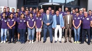 Министър Кралев откри Международен семинар за съдии по лека атлетика в Самоков