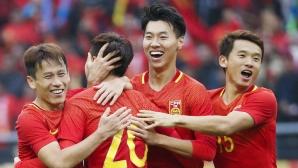 Китай вкарва младежкия си отбор в германската регионална лига