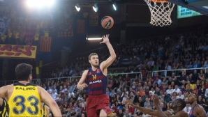 Историческо: Везенков бе избран в Драфта на НБА!