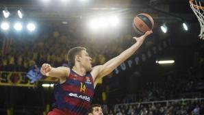 Двукратен НБА шампион избра Везенков и похвали стрелбата му