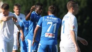 """Левски с генерална репетиция преди Лига Европа, вижте състава на """"сините"""""""