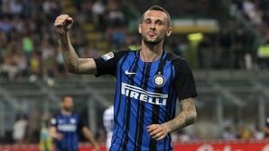Интер отказа 16 милиона паунда от Евертън за Брозович