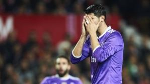 Юнайтед и Реал преговарят за Мората