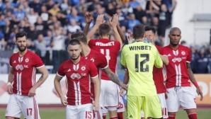 ЦСКА-София излиза за нова победа в Австрия