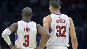 ESPN твърди: Пол и Грифин стават свободни агенти
