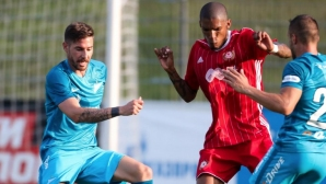 11-те на ЦСКА-София за последната контрола на тима в Австрия