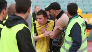 Ботев Пд ще картотекира Неделев за мачовете с Партизани