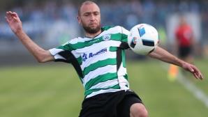 Бивш играч на ЦСКА и Литекс се присъедини към Славия