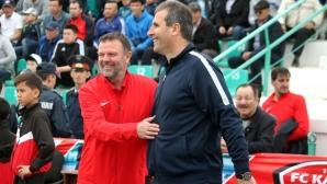 Херо загря за Дунав с победа над Стойчо Младенов