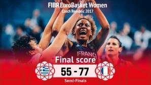Испания - Франция е финалът на Евробаскет 2017