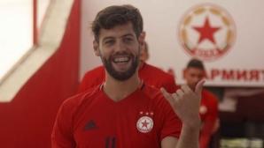 Давид Симао: Всички в клуба мислим само за едно - първото място (видео)