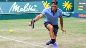 Федерер ще стане посланик на турнира в Хале