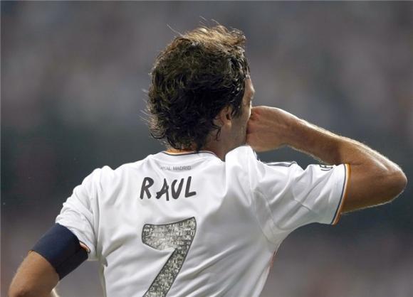 Един от най-великите играчи на Реал Мадрид стана на 40