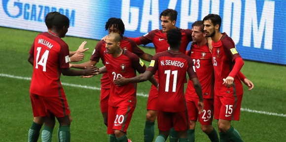 Португалия грабна медалите след 120-минутна схватка (видео+галерия)