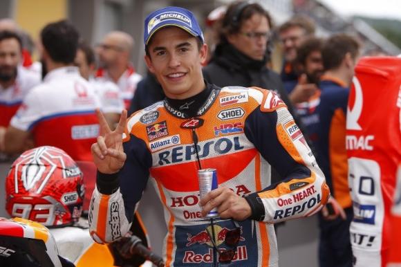 Маркес оглави класирането в MotoGP след категоричната осма победа в Германия