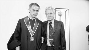 Жозе Моуриньо загуби баща си