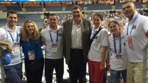 Сериозно българско участие в проект на ФИБА
