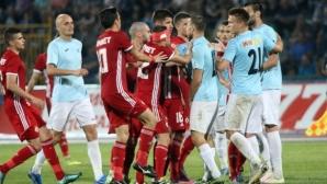 """КАС отряза ЦСКА-София, """"червените"""" няма да играят в Европа"""