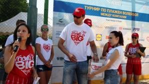 Евгени Иванов - Пушката: Представихме се добре в Световната лига (видео)
