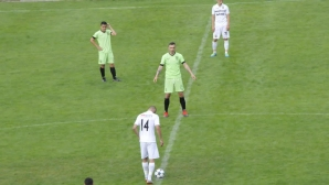 Бербатов се завърна във футбола и донесе победа на тима си (видео)