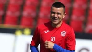 Бадема започна с отбор от Първа лига