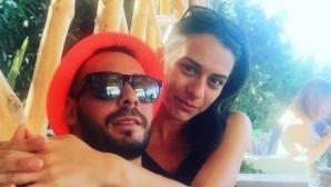 Национал разпуска на романтична ваканция в Гърция (снимки)