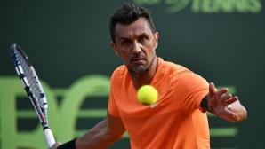 Легендата Малдини дебютира в тениса с ужасяваща загуба