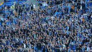 Левски: Ние сме от голямото европейско семейство и спазваме разпоредбите на УЕФА