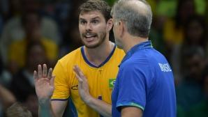 Бернардо Резенде подсилва треньорския щаб на Бразилия за финалите на Световната лига