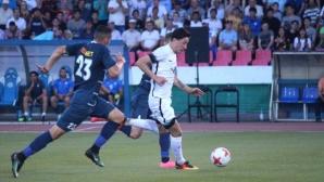 Шоуто с марка Лига Европа започна: Иртиш - Дунав 1:0, гледайте мача тук
