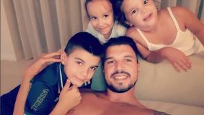 Валери Божинов - перфектният баща (видео)
