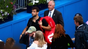 """Две победи на """"Уимбълдън"""" ще пратят Григор в топ 8 за Финалите на АТР"""